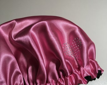Child Satin Bonnet 4 to 12 years old