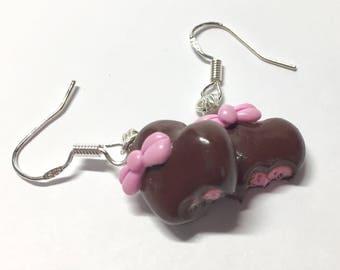 Handmade Bo energetic hearts