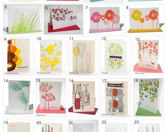 ILEE täglichen Notecards Variety Pack