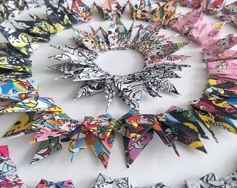 32 Tokidoki Origami  Paper Cranes