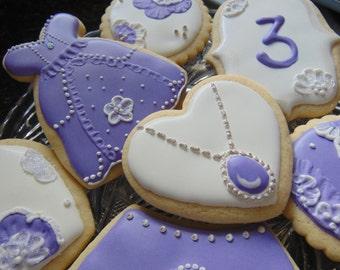 Princess cookies - Sugar Cookies
