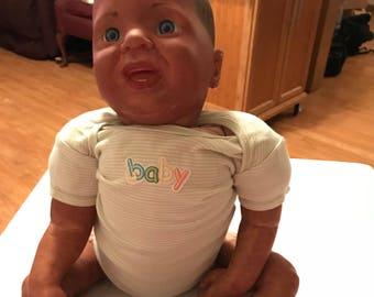 BooBoo Biracial/ Ethnic Reborn Baby