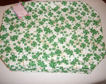 Clover Placemats - Set of 4