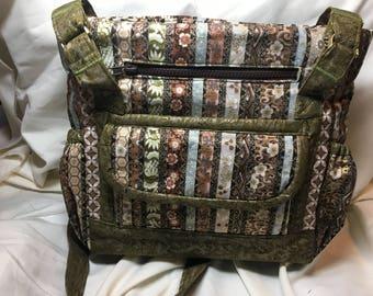 Hand made purse/bag/tote