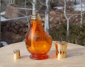 Lampe Bergen Oil Lamp Orange