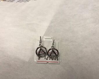 AA Sterling Silver  Earrings