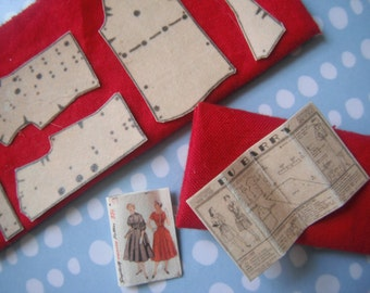 Miniature Sewing Project