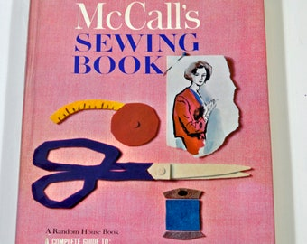 McCall Sewing Book - Vintage 1963