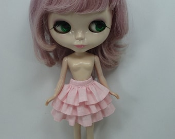 Handmade outfit for Blythe doll layers skirt Z-15