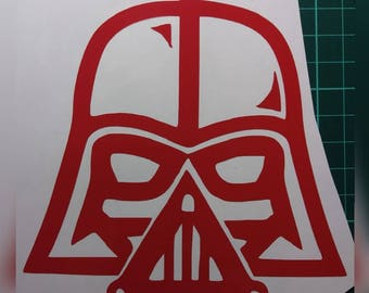 Darth Vader Decal / Star Wars