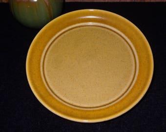 Vintage Homer Laughlin Bread/Salad/Dessert Plates / Homer Laughlin Small Stoneware Plates