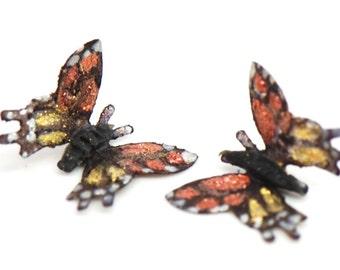 1:12 Monarch Butterflies Set of 2