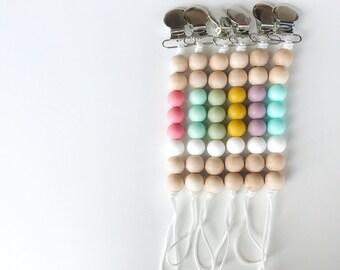 NomiLu SILICONE Clip - Spring into Color