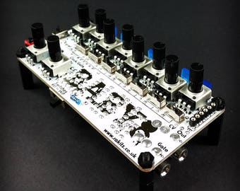 Baby 8 step sequencer electronic project kit by Rakit