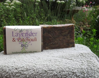 Organic Handmade Goat's Milk Soap