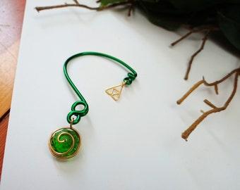 The L.O.Z.® Kokiri's Emerald Ear Bend