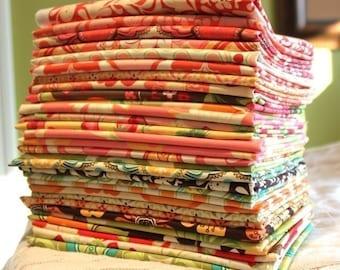 SALE Cyber Weekend: Meadowsweet Fabric by Sandi Henderson Fat Quarter Bundle Full Line
