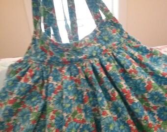 Little girl's London Sundress, size 4