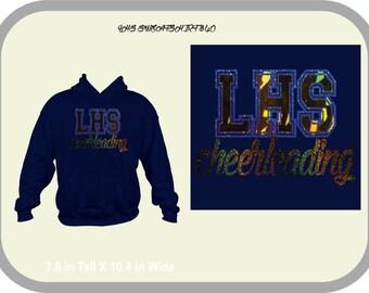 Lincoln High School Cheer Sweatshirt