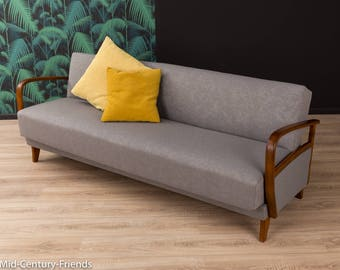 50s sofa, couch, 50s, vintage (711045)