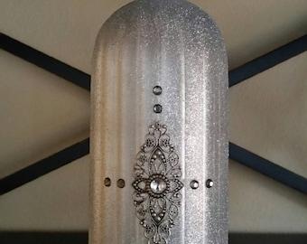 Silver Shimmer Bottle