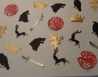 Game of Thrones Confetti (70 Count)