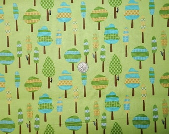 Roughin It - Robert Kaufman by Laurie Wisbrun - Fabric By The Half Yard 18 inches x 44 inches