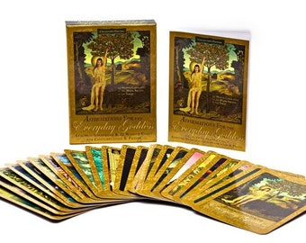 Affirmations for the Everyday Goddess Inner Guidance Cards and Spiritual Guide