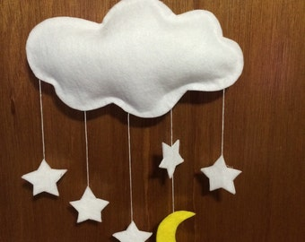 Baby Mobile Night Sky / Wall Decor