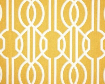 Deco Barley, Magnolia Home Fashions - Cotton Upholstery Fabric By The Yard