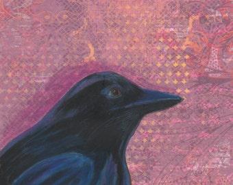 BoHo Crow