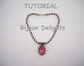 TUTORIAL - Hope Pendant Necklace