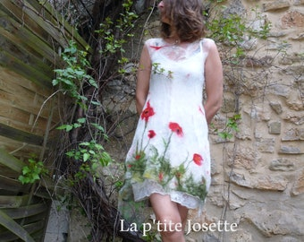 Dress spring poppies was