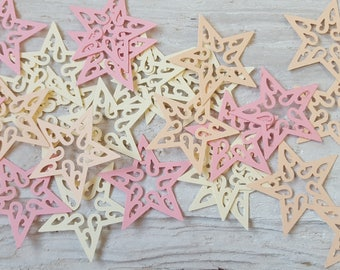 Star Confetti, Party Table Decor, 30  Wedding/ Birthday Confetti