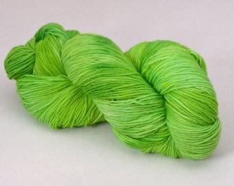 handdyed sockyarn superwash - wool/nylon mixture - fingering weight - colour s 213