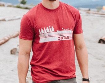 Retro Ontario T-Shirt