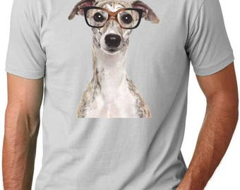 Dog with glasses T-Shirt