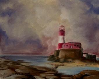 Northern Light Print