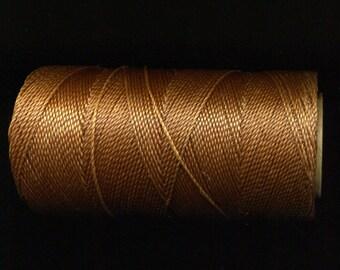 Brown, macrame 879 Linhasita, 180 meters coil