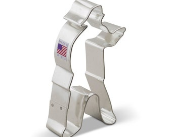 FIREFIGHTER Cookie Cutter-Made in USA-Ann Clark