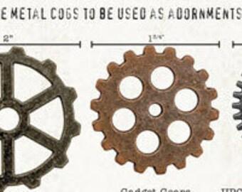 Tim Holtz Idea-Ology Gadget Gears
