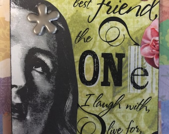 Token Of Appreciation Another Mixed Media ACEO