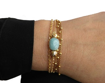 Silver bracelet, Jade bracelet, Sterling silver bracelet.