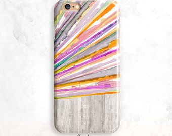 iPhone 8 Case, Colorful iPhone 6S Case, Watercolor iPhone 7 Case, iPhone 6 Slim Case, iPhone 5,Fun iPhone 6 Case,Wood iPhone 7,iPhone 8 Plus
