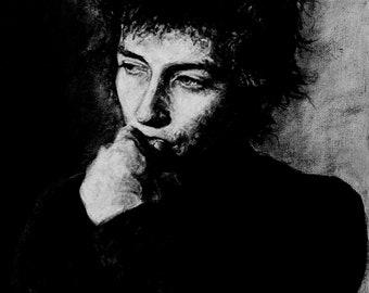 Bob Dylan Magnet