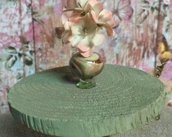 Miniature Center Piece,Miniature Flowers,Dollhouse,Dollhouse Flower Arrangement,Miniature Flower Arrangement,Miniature,Miniatures,Flowers