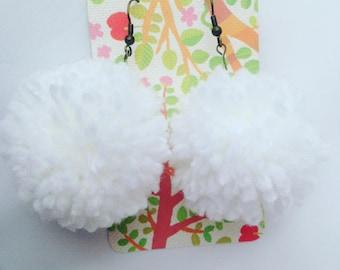 Fluffy snowballs medium