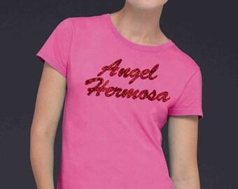 Women's Angel Hermosa Graphic T-Shirt