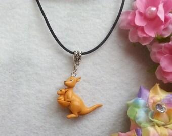 Kangaroo Necklace