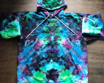 Customize Your Own Tie Dye Hoodie!-see full description